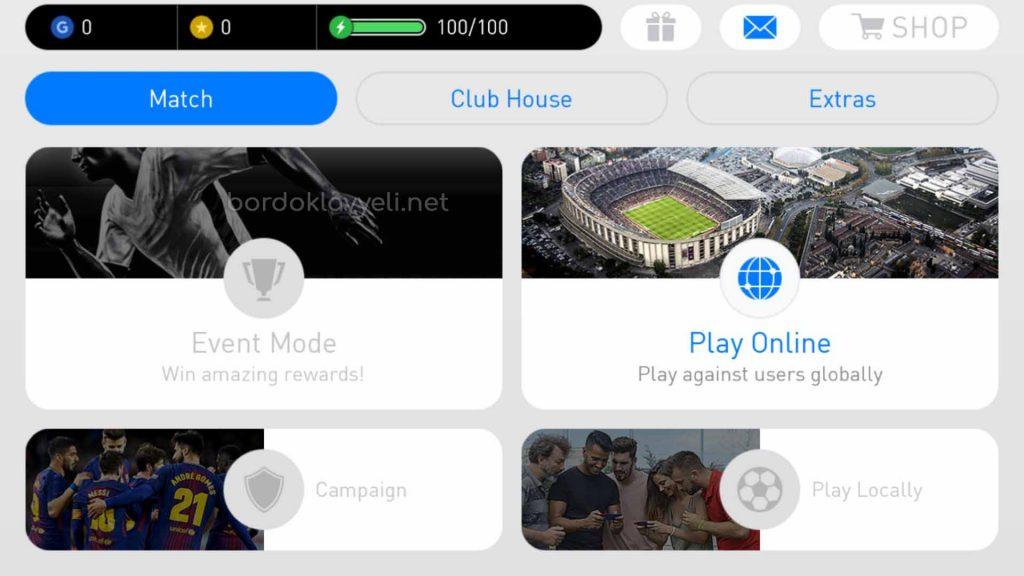 pes mobile 2019 apk indir