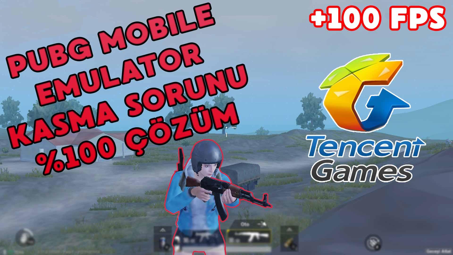 pubg mobile emulator kasma sorunu