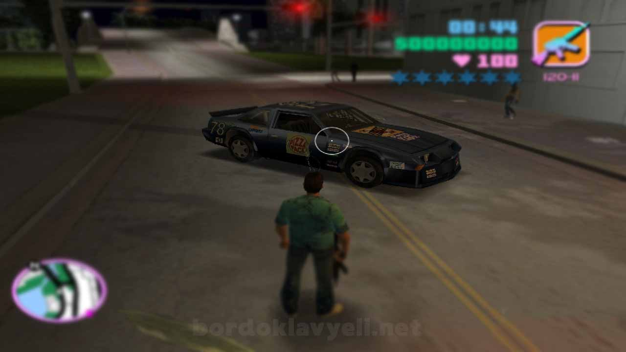 gta vice city araba hilesi