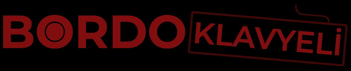 Bordo Klavyeli
