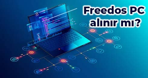 freedos laptop alınır mı