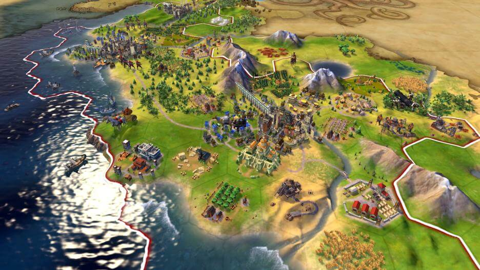 Civilization 6 epic games